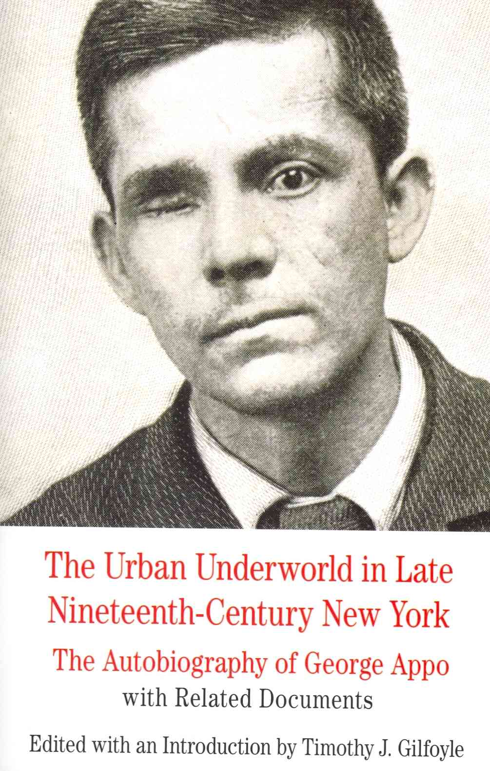 The Urban Underworld in Late Nineteenth-Century New York By Gilfoyle, Timothy